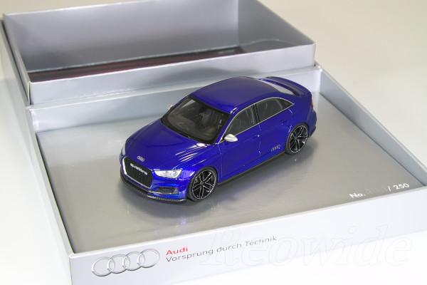 Aithjapan Modelcar Brochure Shop Look Smart 1 43 Audi A3 Sedan