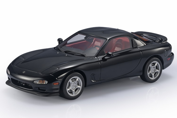 LS-COLLECTIBLES 1/18 マツダ RX-7 1994 ブラック LS-COLLECTIBLES 1:18 MAZDA RX-7 1994 BLACK:Reowide モデルカー カタログ SHOP