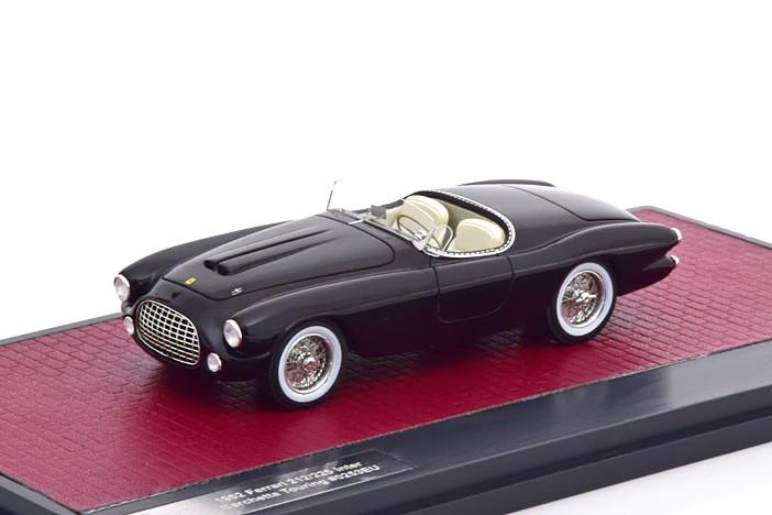 ツーリング ブラック 212/225 インター マトリックス 1952 black Edition 1/43 0253EU 0253EU 408台限定 Limited 1:43 Ferrari バルケッタ 212/225 1952 408 フェラーリ Touring Barchetta Matrix pcs Inter