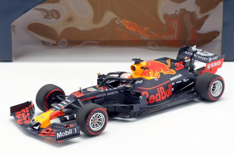 爆安プライス ミニチャンプス 1 18 レッドブルレーシング RB15 #33 フォーミュラ1 贈答品 Max Racing Verstappen Red Bull 2019 formula