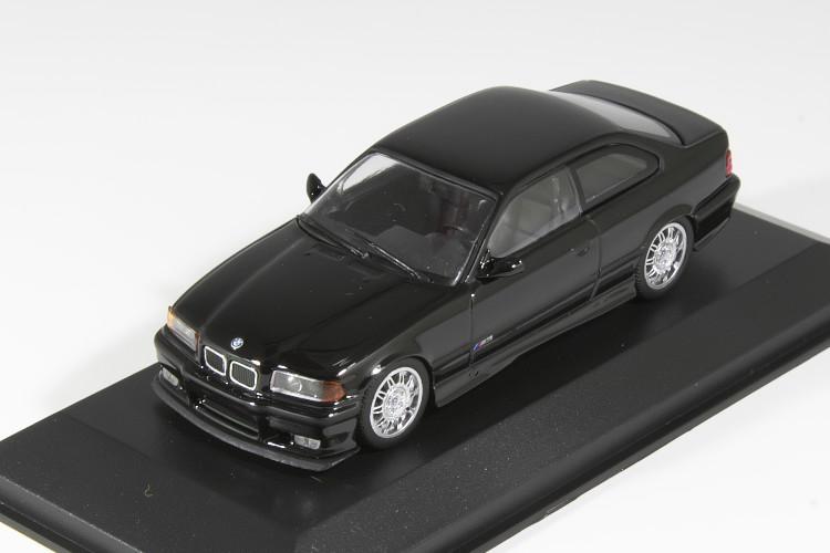 ミニチャンプス 1/43 BMW M3 E36 クーペ 1992 ブラック Minichamps 1:43 BMW M3 E36 Coupe Balck Maxichamps-Series