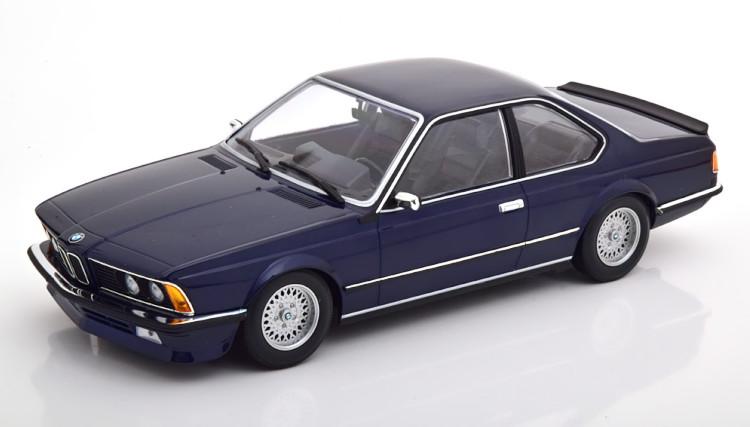 ミニチャンプス 1/18 BMW 635 C SI E24 1982 ダークブルーメタリック 504台限定 Minichamps 1:18 BMW 635 CSI E24 year 1982 darkblue-metallic Limited Edition 504 pcs