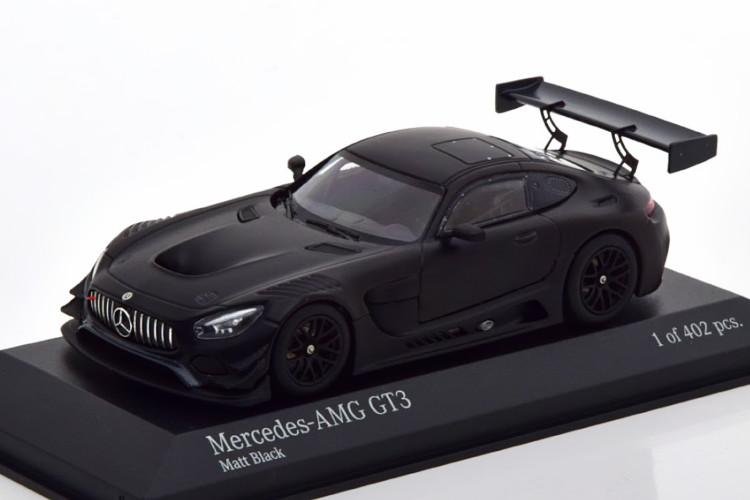 人気沸騰ブラドン ミニチャンプス 1/43 メルセデス AMG Plain GT3 プレーンボディ GT3 2017 メルセデス フラットブラック 402台限定Minichamps 1:43 Mercedes AMG GT3 Plain Body 2017 flatblack Limited Edition 402 pcs, 公式:f9229e42 --- independentescortsdelhi.in