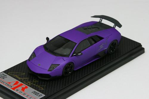 Aithjapan Modelcar Brochure Shop Mr 1 43 Lamborghini Murcielago
