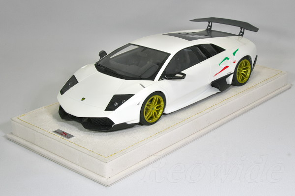 Aithjapan Modelcar Brochure Shop Mr 1 18 Lamborghini Murcielago