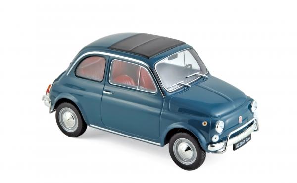 ノレブ 1 18 フィアット 期間限定の激安セール 500 L Norev ブルー 使い勝手の良い 1968 Fiat blue 1:18