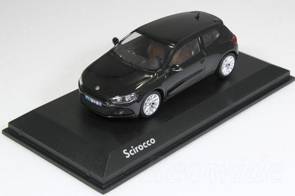 【通販 人気】 VW特注 シロッコ ノレブ 1/43 1/43 ブラック シロッコ ブラック, ヴィヴィド フォー ユー:507dc26d --- canoncity.azurewebsites.net
