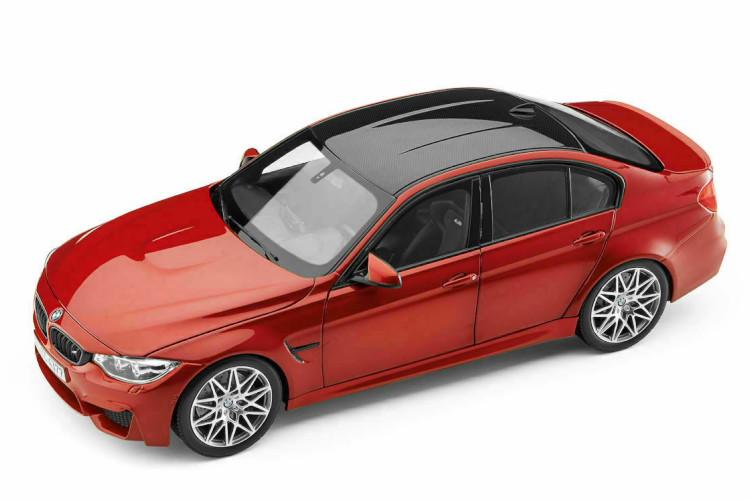 1/18 Competition オレンジ F80 ノレブ 2016 BMW M3