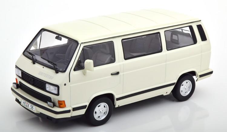 ノレブ 1/18 フォルクスワーゲン T3 ホワイトスター 1990 ホワイト 1000台限定 Norev 1:18 VW T3 Whitestar 1990 white Limited Edition 1000 pcs