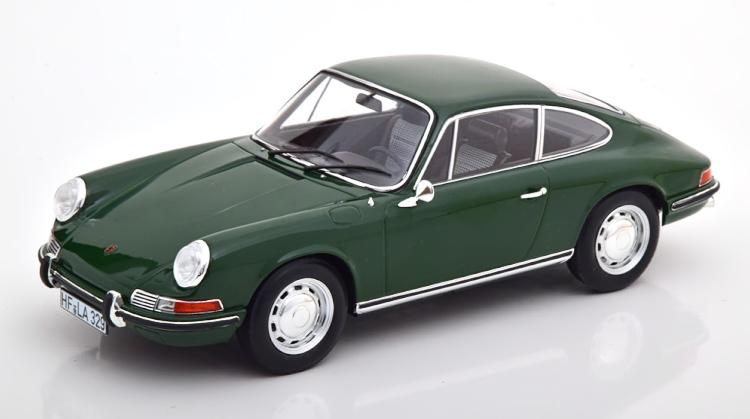 ノレブ 1/18 ポルシェ 911 L 1968 グリーン Norev 1:18 Porsche 911 L 1968 green