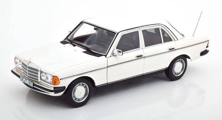 ノレブ 1 18 メルセデス ベンツ 全店販売中 200 W123 サルーン 1982 ホワイト 爆安 pcs white Edition 1000台限定 1000 Limited Saloon 1:18 Norev Mercedes