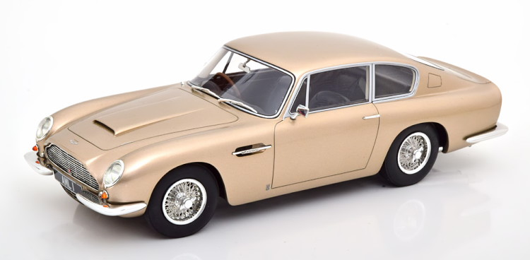 Aston Scale Cult lightgold 1/18 1964 Martin DB6 アストンマーチン ライトゴールド