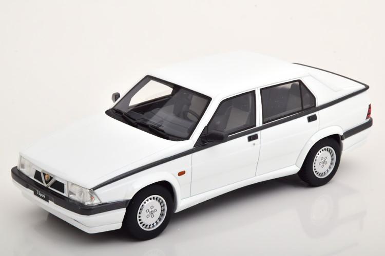 Laudoracing-Models 1/18 アルファロメオ 75 2.0 2シリーズ ツインスパーク 1988 ホワイト 100台限定 Laudoracing-Models 1:18 Alfa Romeo 75 2.0 2series Twin Spark 1988 white Limited Edition 100 pcs