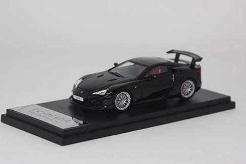ピーコ 1/43 トヨタ LFA ニュルブルクリンク パッケージ ブラック PEAKO 1:43 TOYOTA LFA Nurburgring Package black