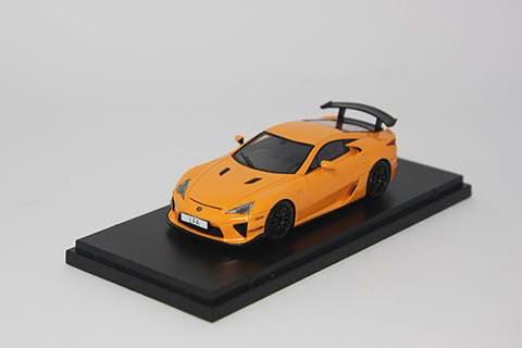 ピーコ 1/43 トヨタ LFA ニュルブルクリンク パッケージ オレンジ PEAKO 1:43 TOYOTA LFA Nurburgring Package Orange