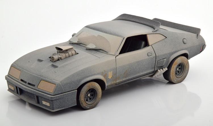 Greenlight Collectibles 1/18 フォード ファルコンXB V8 インターセプター マッドマックス 1973 ダーティーバージョン Greenlight Collectibles 1:18 Ford Falcon XB V8 Interceptor Mad Max 1973 Dirty Version