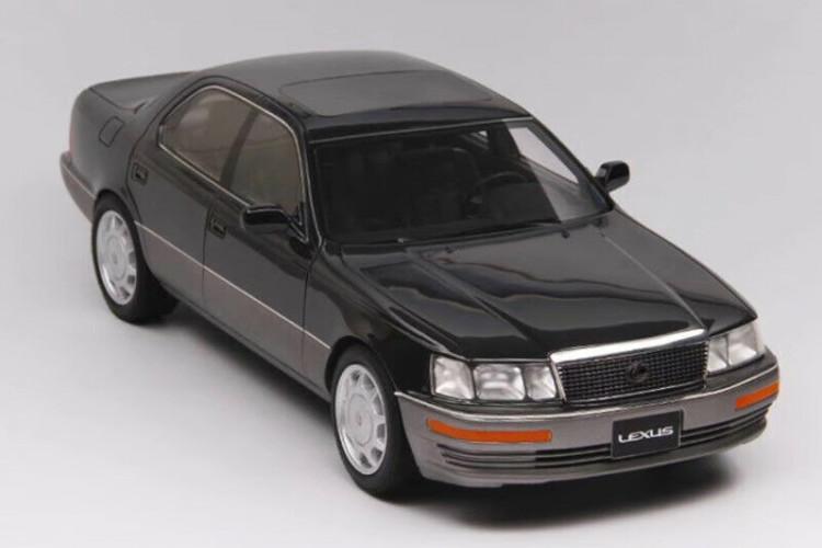 IVY Model 激安通販販売 1 18 レクサス LS400 ブラックトヨタ セルシオ TOYOTA Celsior LS XF10 ランキングTOP5 2020年9月発売予定 400 Lexus