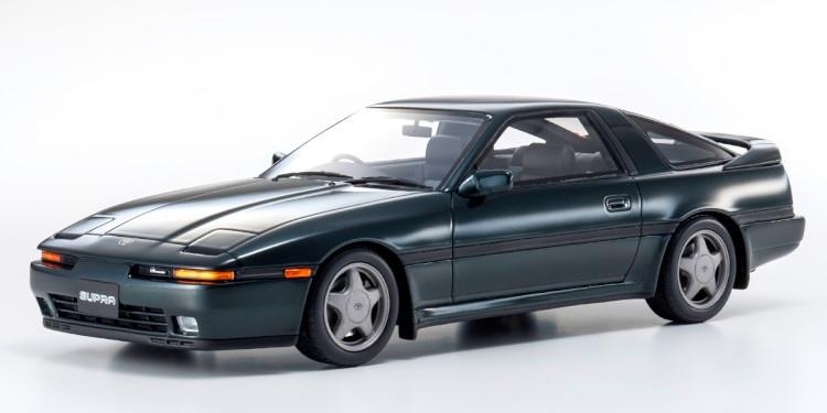 オットー 訳あり商品 OTTO 1 18 トヨタ スープラ 2.5 ツインターボ R ダークグリーン 1986 お買い得品 Twin Turbo A70 Supra Toyota MK3