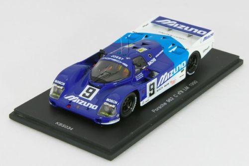 スパーク 1/43 ポルシェ Porsche 962 Le Mans ルマン 1990#9