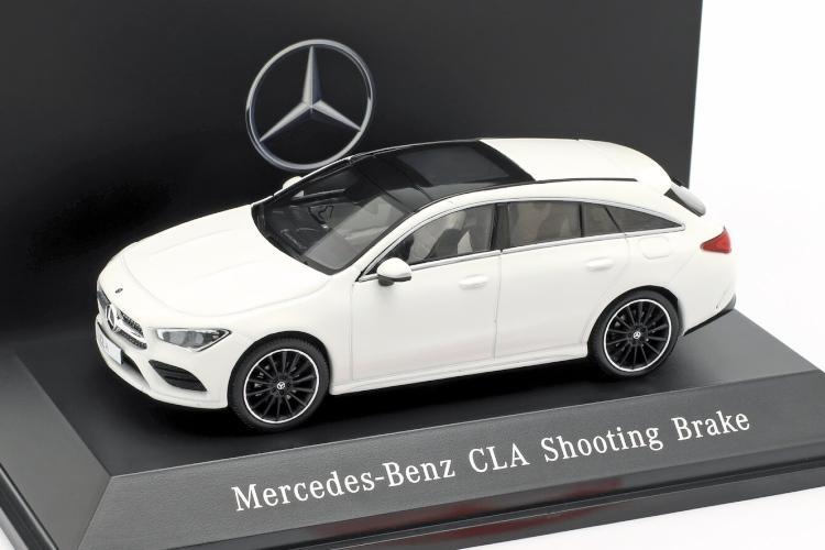スパーク 1 43 メルセデス ベンツ CLA 絶品 シューティングブレーク X118 white polar 2019 Mercedes-Benz Brake Shooting ホワイト 評判
