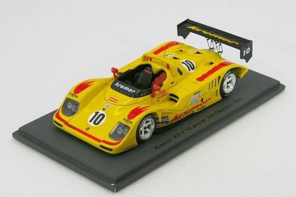 <中古品>スパーク 1/43 クレーマーK8 #10 デイトナ 24時間 1995 優勝 Kremer K8 Winner Daytona