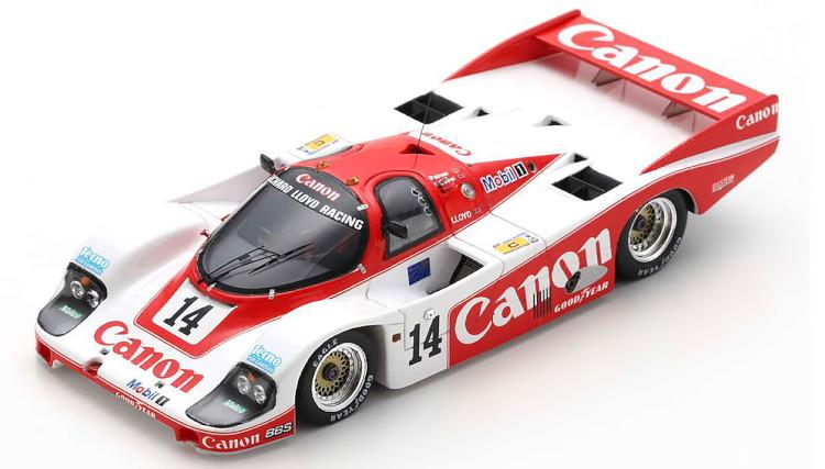 スパーク 1 43 ポルシェ 956 #14 激安通販販売 ル マン24時間レース 1985 パーマー ウィーバーSpark Lloyd Porsche Palmer 1:43 Weaver 24h 往復送料無料 14 No Le Mans