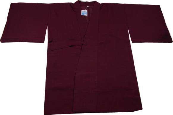 大事なお着物をおしゃれに守る コート エンジご家庭でお洗濯可能Mサイズ