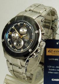 ■CASIO カシオ【Ediface Gold Label日本未発売モデル】 EFX-500D-1A9VDF【楽ギフ_包装選択】.