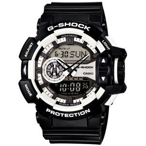 ■CASIO カシオ G-SHOCK【Hyper Colors [ハイパーカラーズ]】GA-400-1AJF [代引不可]【楽ギフ_包装選択】