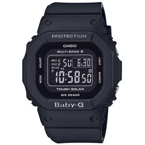 ■CASIO カシオ【Baby-G】電波ソーラー ペアモデル ブラック BGD-5000MD-1JF【楽ギフ_包装選択】