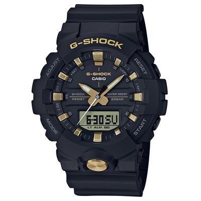 ■CASIO カシオ G-SHOCK【BLACK&GOLD[ブラック&ゴールド]】ゴールド GA-810B-1A9JF [代引不可]【楽ギフ_包装選択】.