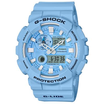 ■CASIO カシオ G-SHOCK【G-LIDE[ジー・ライド]】ブルー GAX-100CSA-2AJF [代引不可]【楽ギフ_包装選択】.