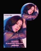 本物 オリコン加盟店 初回生産限定盤 JISOO ver. 取 開店記念セール ■BLACKPINK PLAYBUTTON CDではありません BLACKPINK IN 18 12 楽ギフ_包装選択 AREA YOUR 5発売