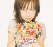 【オリコン加盟店】大塚愛 CD+DVD【LOVE PUNCH】(1st Album)送料無料(3/31発売)【楽ギフ_包装選択】