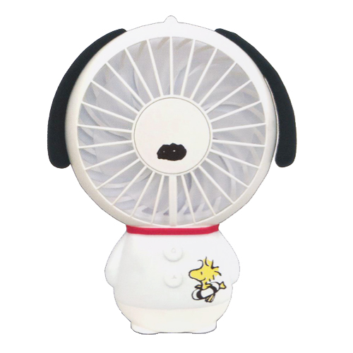 即納 昨年からの大ヒット☆今年も登場です スヌーピー ハンディファン 扇風機 USB充電式 未使用品 スタンド付き LEDライト付 携帯扇風機 ポータブルファン ホワイト ギフト不可 880165 手持ち 卓上両用 ミニ扇風機 おすすめ特集 首かけ CR-52838 .パール