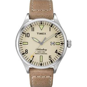 ■TIMEX[タイメックス] ウォッチ【ウォーターベリー S.B.Foot Leather】TW2P83900 【楽ギフ_包装選択】