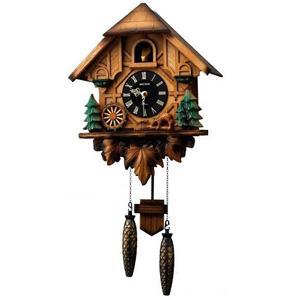 ■RHYTHM リズム時計木製鳩時計【カッコーティンバー】4MJ423SR06【楽ギフ_包装選択】