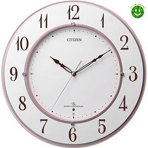■シチズン【電波掛け時計】スリーウェイブ 電波掛時計 M8304MY830-013 [代引不可]【楽ギフ_包装選択】.