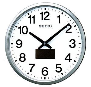 ■セイコー 【SEIKO ハイブリッドソーラー電波掛け時計】32.5cmの大型サイズ掛時計SF242S [代引不可]【楽ギフ_包装選択】.