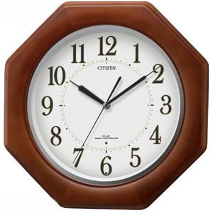 ■CITIZEN シチズン 電波掛時計【リバライトF490】8MY490-006 [代引不可]【楽ギフ_包装選択】