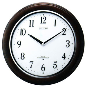 ■CITIZEN[シチズン] 電波掛時計【リバライトW495】8MY495-006 [代引不可]【楽ギフ_包装選択】