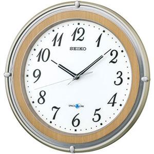 ■セイコー SEIKO【スペースリンク 衛星電波時計】掛時計 GP206B【楽ギフ_包装選択】