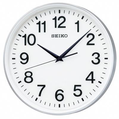 ◆SEIKO[セイコー] 電波掛時計【衛星電波クロック】GP217S [代引不可]【楽ギフ_包装選択】.