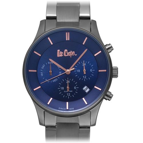 ■Lee Cooper[リークーパー]  メンズウォッチ 腕時計 LC6857.090【楽ギフ_包装選択】タスク