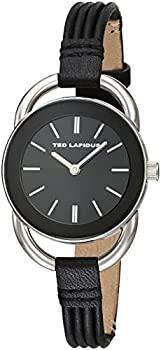 中古 輸入品 未使用 Ted 永遠の定番モデル Lapidus 白 レディース 腕時計クラシックウォッチクォーツミネラルクリスタルA0629Bapf 返品不可 A0629Bapf