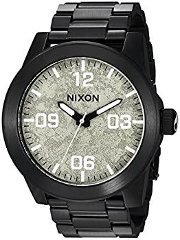 【オープニングセール】 【】【輸入品・未使用】Nixon Corporal SS A346.100m防水 XL メンズ腕時計 フェイス48mmステンレスバンド24mm One Size All Gold/Black, CHAPTER EXPRESS 582494f4