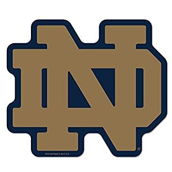 中古 輸入品 未使用 Notre Dame Fighting Irish - NCAA the on GoGo Logo 付与 激安通販販売
