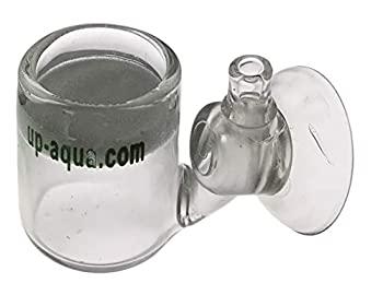 中古 輸入品 未使用 CO2 Glass Diffuser with 超特価 Suction Small Aqua 高級品 Cup by - U.P. Cylinder