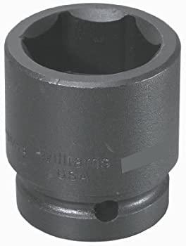 SEAL限定商品 中古 輸入品 いよいよ人気ブランド 未使用 Williams 37723 6ポイント 23mm 1 ドライブディープインパクトソケット 2インチ