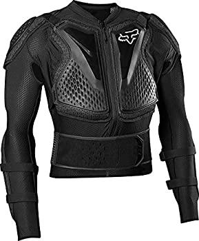 中古 新作アイテム毎日更新 輸入品 未使用 Fox Racing ワンサイズ YTH ブラック 世界の人気ブランド スポーツジャケット Titan